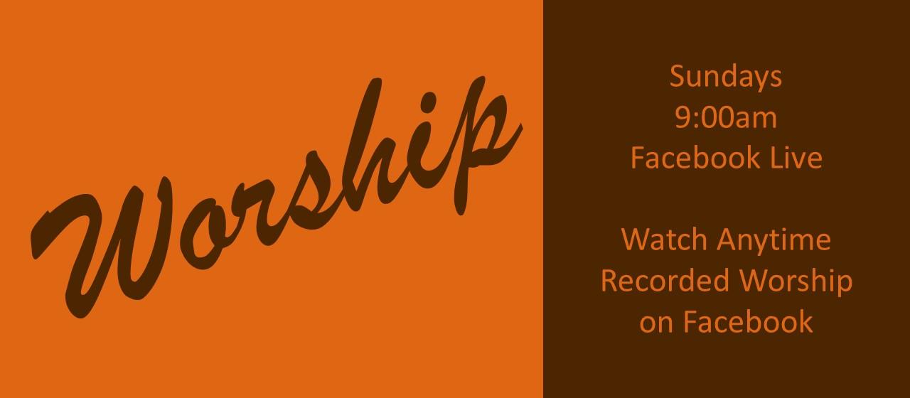 Thanksgiving Online Worship
