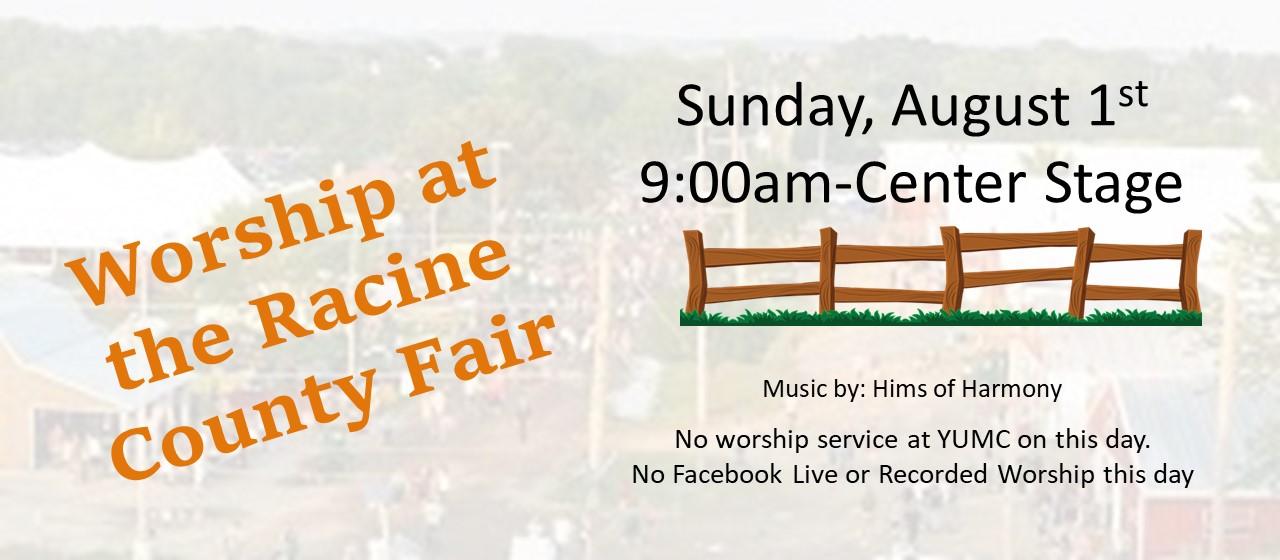 Worship @ the Fair