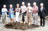 Ground Breaking June 29, 2003: Building Committee